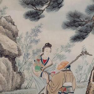 民国金濂(金琴鹤)所画