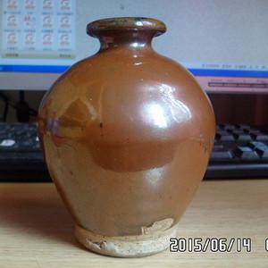 西夏瓷小罐