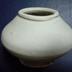 北宋定窑白水盂