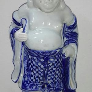 民国潮州窑佛像