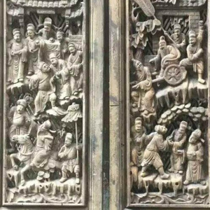 中国木雕之一,,,,,,,,东阳木雕