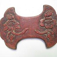 十里红妆苏工雕花线板