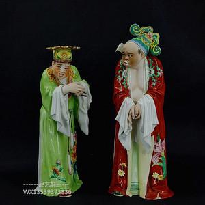 五十年代瓷塑