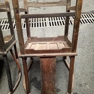 收藏多年红木圈椅晒一晒