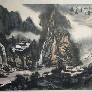 《峡江云帆》