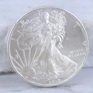 2010 美国银鹰999银币