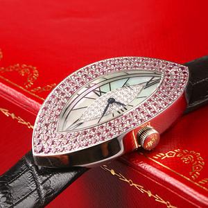 萧邦Chopard 高端珠宝系列 满钻红唇限量款