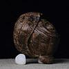 香缘木艺 姿态素雅 加里曼丹粗油纹0.6念珠