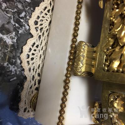 拿破仑时期铜鎏金座钟