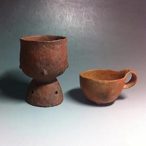 史前 文化红山红陶