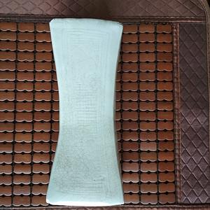 南宋青白釉四方婴戏图纹瓷枕