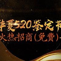 520鉴定狂欢节招商报名 PC端