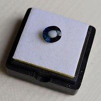 蓝宝石 斯里兰卡纯天然椭圆型1.56克拉蓝宝石