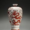 陶瓷器花瓶放漏,海外回流的