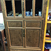 清 金丝楠木杂物柜