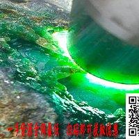 你可知道黄加绿的翡翠赌石有多难的?多利多翡翠原石