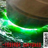 稀缺珍贵的满绿翡翠原石北京翡翠赌石批发多利多