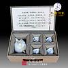 大容量马克杯茶具礼品礼盒包装 景德镇高温会议礼品杯定制加字