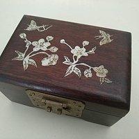 木质首饰盒