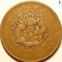学习贴 朋友,您知道直字大清铜币二十文共有几版吗?