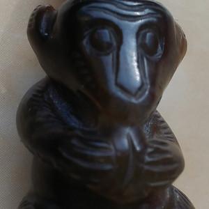 明代早期玉猴