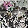 中国花鸟画名家,中美协会员扈本询老师