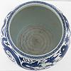 龙纹青花缸
